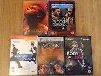 DVDs Leonardo DiCaprio