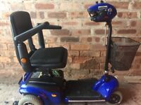 Wispa Mobility scooter can deliver !!!