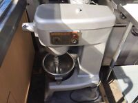 CATERING COMMERCIAL FOOD DOUGH MIXER RESTAURANT BAKERY PIZZA FAST FOOD KITCHEN BBQ SHOP