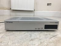 Strong DVB Satellite Receiver Model SRT4405 with Remote Control. Good condition and works fine