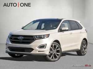 2016 Ford Edge SPORT l AWD l V6 ECOBOOST l FRONT & REAR CAM