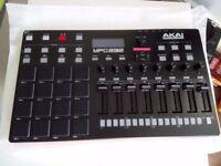 MIDI Controller: akai professional mpd 232