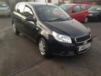 Chevrolet Aveo 1.2 5 doors mint