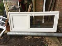 Large external UPVC patio door