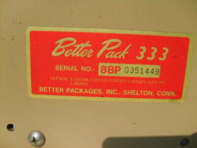 Better Pack 333