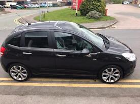 CITROEN C3 1.6 HDi 16V Exclusive 5dr (black) 2011