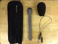 Selling Beyerdynamic M58 N(C) 34441 Hand Held Dynamic Reporter Microphone