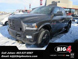 2015 Ram 2500 Laramie Black Sport Appearance Group, Diesel!