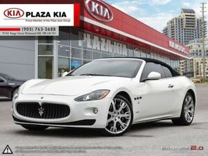 2011 Maserati GranTurismo Convertible | Low Km | Executive Dr...