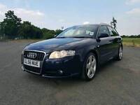 Audi A4 Avant 2.0 TFSI S Line 5dr (CVT) FULLY LOADED ONE OWNER FROM NEW SERVICE HISTORY MOT