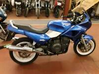 TRIUMPH SPRINT, years test , low miles , new battery , brake pads clean example , £1295