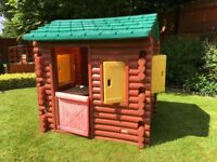 Little Tikes Log Cabin Play House