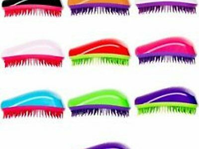 Dessata Detangling Brush versch. Farben Tangle Entwirrungsbürste Haarbürste #0