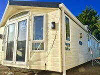 Cheap-UP-Market static caravan Package 3 Years FREE site fee AT Seawick clacton essex suffolk kent