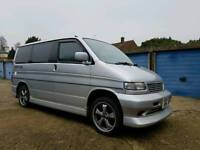 SOLD SOLD SOLDMazda bongo 2 birth camper van With brand new rear conversion