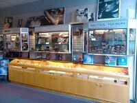 Retail Display Unit