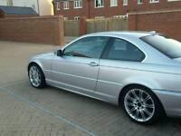 Bmw coupe 2001-12 months MOT
