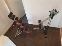 Ultimate Ab Warrior Trainer Machine
