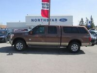 2012 Ford F-250 KING RANCH ** COMES WITH COLOR MATCH TOPPER! **