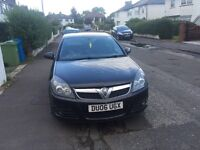Vauxhall vectra Sri 1.8 petrol black 1 year mot