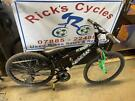 "Apollo Gridlock 24"" Wheel Mountain Bike. Serviced, Great Conditions"