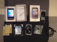 HTC wildfire (Vodafone), and accessories