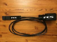 FCS Longboard Calf Leash, Unused, Brand New