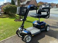 Mobility Scooter. pride Apex Rapid
