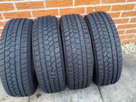 Winter Tyres - 175/65R14 82T