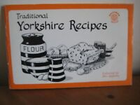 COOKERY BOOK - TRADITIONAL YORKSHIRE RECIPES