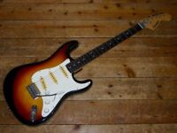 Columbus Stratocaster 1970s made in Japan