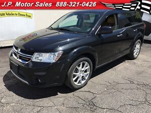 2013 Dodge Journey R/T, Automatic, Leather, Heated Seats, AWD