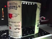 Photo Booth, Candy Cart, LOVE letter Hire