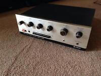 Trio KA-4001 Vintage Integrated Hifi Amplifier With Phono