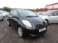 *TOYOTA YARIS T3*56 REG*1 OWNER FROM NEW*EXCELLENT CONDITION*LOW MILEAGE*FULL YEARS MOT*ONLY £2995*