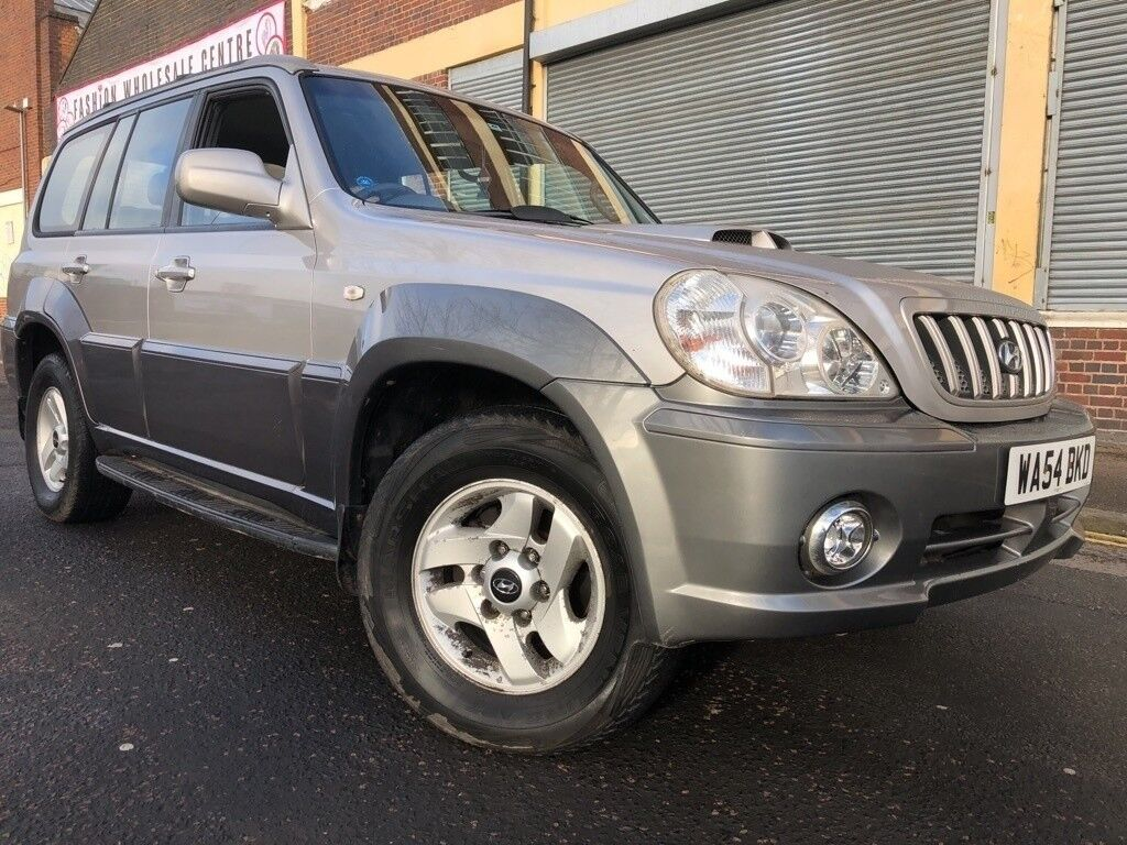 Hyundai Terracan 2005 2.9 CRTD Station Wagon 5 door AUTOMATIC, 2 OWNERS,  TOW .