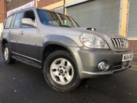 Hyundai Terracan 2005 2.9 CRTD Station Wagon 5 door AUTOMATIC, 2 OWNERS, TOW ...