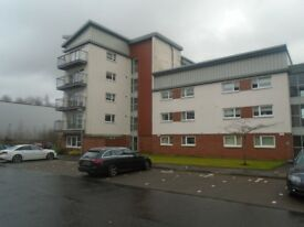 Two Bedroom Furnished Apartment Scapa Way, Stepps, Glasgow (ACT 269)