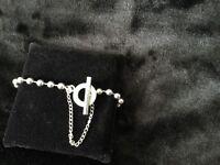 Beautiful Gucci silver bracelet never worn