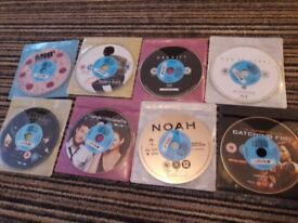 15 blu rays as pictured