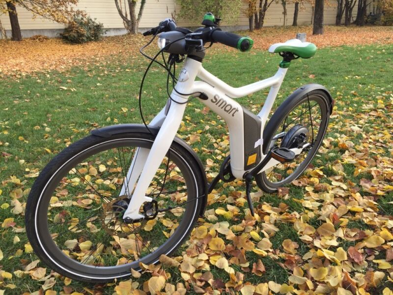 smart ebike fahrrad pedelec we ss in stuttgart wangen ebay kleinanzeigen. Black Bedroom Furniture Sets. Home Design Ideas