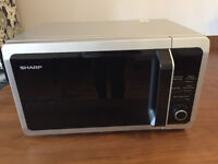 Sharp Microwave Oven with Grill