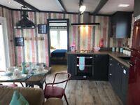 Lodge, Holiday Home, Static caravan, caravan, 12 month caravan park, Isle of Wight, Decking, Hot Tub