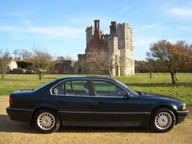 BMW 728i AUTO 4 Door Saloon Full History 2 Private owners