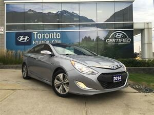 2014 Hyundai Sonata Hybrid Limited w/Technology Package-LOADED!!