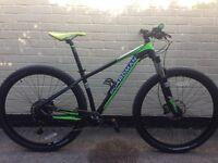 29er Boardman Pro mountain bike