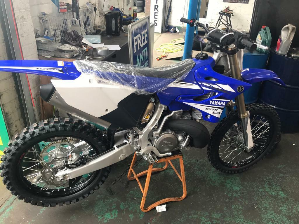 *brand new* may take px 2017 Yamaha yz 250 yz250 never started not 125