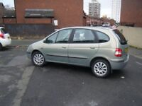 03 Renault MEGANE SCENIC very good condition.