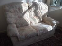 Sofa and two chairs