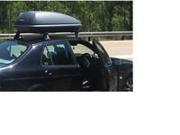 roof box for car, halfords.